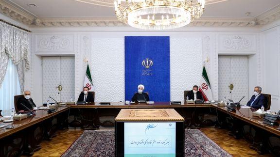 حسن روحانی: شورای عالی بورس برای صیانت از حقوق سرمایهگذاران تصمیمات لازم را اتخاذ کند