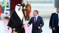آل ثانی به کشورهای عرب سفر می کند