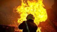 فیلم نزدیک از لحظه انفجار کلینیک سینا اطهر در شمال تهران