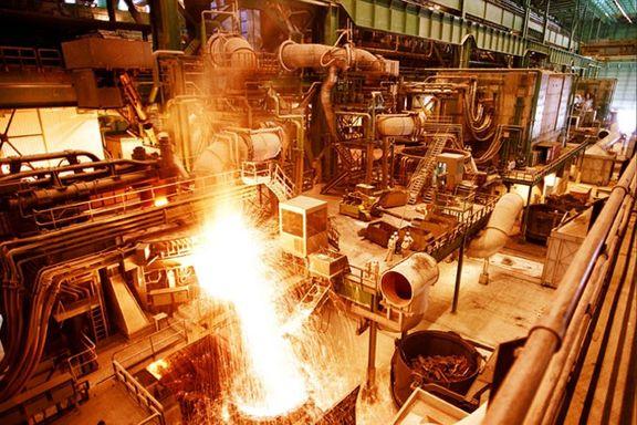 رکورد تولید ۷۰۰ هزار تن تختال فولاد مبارکه در فروردین ماه
