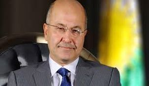 اصرار آمریکا برای ریاست جمهوری برهم صالح