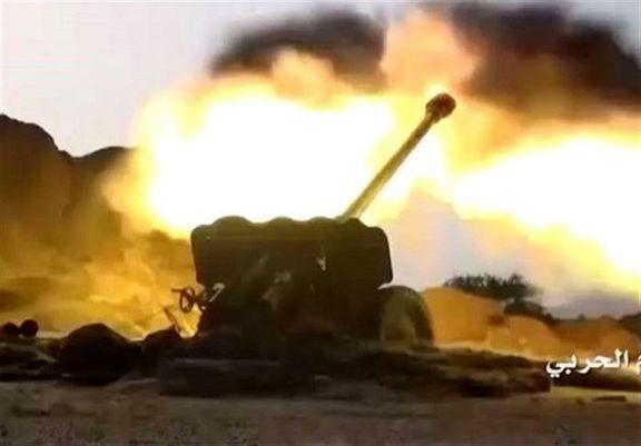 حمله مزدوران سعودی به یمن ۲ غیرنظامی کشته شد