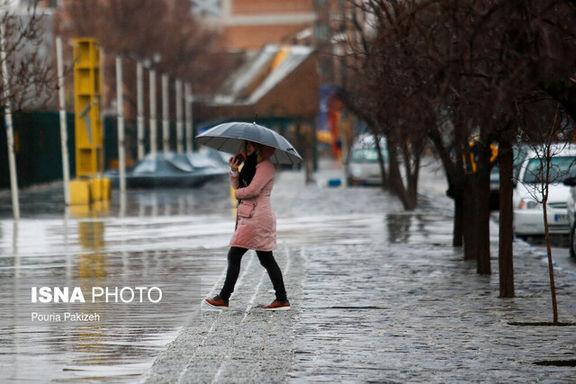 ورود سامانه بارشی جدید از امروز به کشور/شمال غرب کشور خود را آماده کاهش دما کند