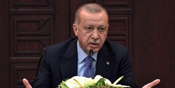 اردوغان: عملیات در شمال سوریه ادامه دارد