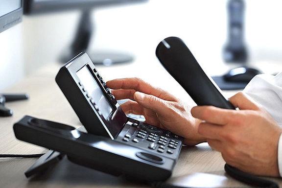 اختلال تلفنی مشترکان ۷ مرکز مخابراتی در تهران