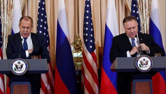 پوتین خواستار دیدار دو وزیرخارجه روسیه و آمریکا شد