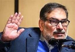 علت حضور شمخانی در شورای امنیت ملی + فیلم