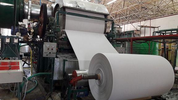 ایران میتواند به قطب تولید کاغذ در منطقه تبدیل شود