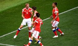اولین گل جام جهانی به ثمر نشست