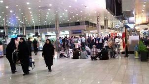 ناجا در فرودگاه ها نظارت بر اجرایی شدن پروتکل های بهداشتی را بر عهده گرفت