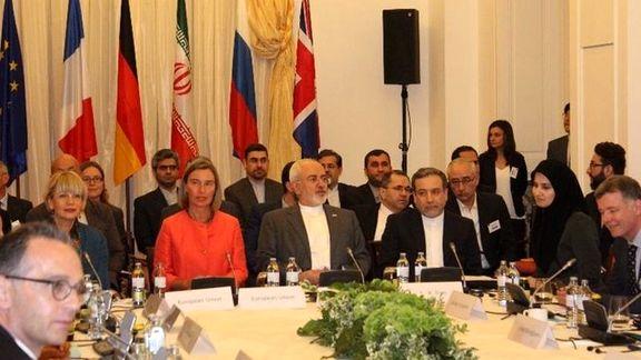 دیدار ظریف با وزیران 4+1 در اوایل شهریور