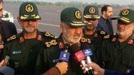 فرمانده کل سپاه پاسداران از تجهیزات نظامی ایران سخن گفت