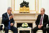 واکنش نتانیاهو به پوتین درباره عفو اسرائیل
