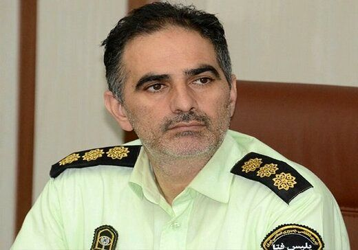 توضیحات  رئیس پلیس فتا درباره خودسوزی سحر خدایاری