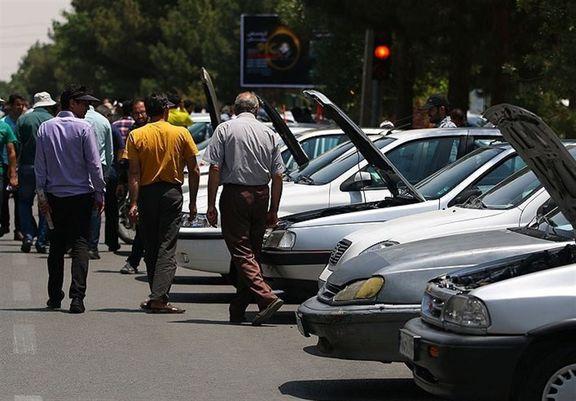 رکود در بازار خودرو / قیمتها افزایش نیافت