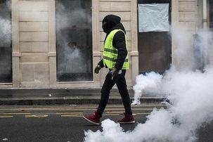 اعتراضات جلیقه زردها به شمال آفریقا هم کشید