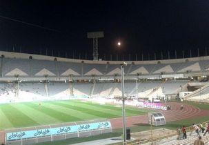 قرار است در بازی امشب ایران-بولیوی جایگاه پشت نیمکتها به بانوان اختصاص پیدا کند