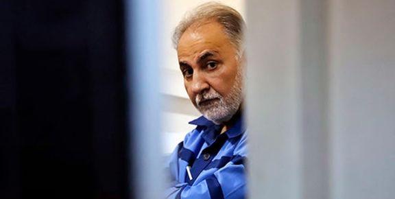 نجفی مجددا به بازداشتگاه اوین منتقل شد