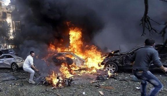 دو انفجار پیدرپی در اصفهان6 نفررا  راهی بیمارستان کرد