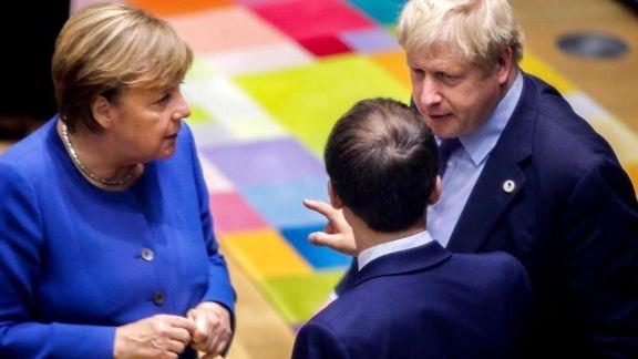 رویترز:  آلمان، فرانسه و انگلیس مکانیسم ماشه را فعال میکنند