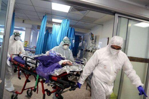 فوت 571 نفر دیگر بر اثر کرونا در کشور