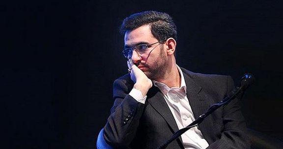 """وزیر ارتباطات علت سقوط ماهواره """"ظفر۱ """" را اعلام کرد"""