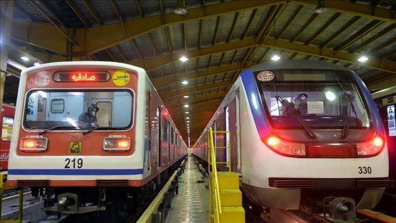 افتتاح سه ایستگاه جدید مترو در پایتخت