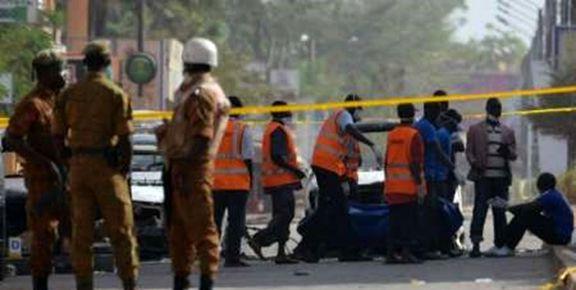 6 کشته در حمله مسلحانه به کلیسایی در بورکینافاسو