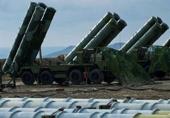روسیه سامانه دفاعی اس-400 را در کریمه مستقر می کند
