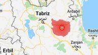 ترکمنچای بعداز زمین لرزه ۵.۹ ریشتری  همچنان می لرزد