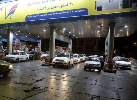 مصرف بنزین در تعطیلات اخیر رکورد شکست؛ ۹۰ میلیون لیتر در روز