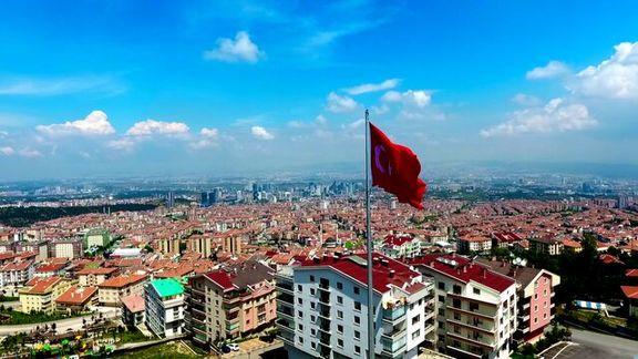 رشد منفی اقتصاد ترکیه برای دومین سال متوالی