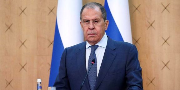 لاوروف: مسکو حامی حضور ایران در روند صلح افغانستان است