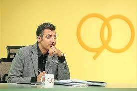 فیلم جواب رئیس صدا و سیما در برابر سوال خبرنگار که چرا برنامه 90 حذف شد