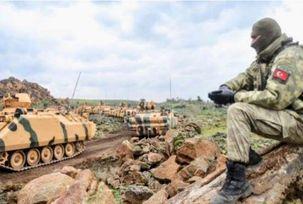 ترکیه به روستاهای مرزی سوریه حمله موشکی کرد