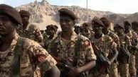 شماری از نظامیان سودانی غرب یمن را ترک کردند