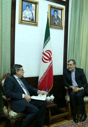 دستیار دبیرکل سازمان ملل و جابری انصاری درباره اوضاع یمن گفتگو کردند