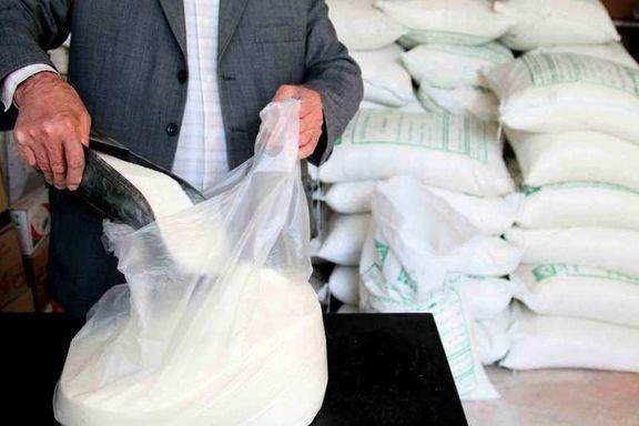 شکر بدون محدودیت در میادین میوه و تره بار و فروشگاه های زنجیرهای عرضه میشود
