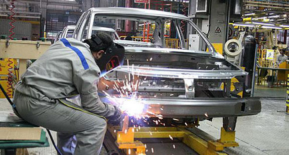 صنعت خودرو بیشترین حجم و ارزش معاملات را از آن خود کرد