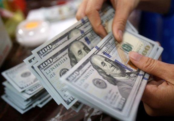 قیمت دلار در بازار آزاد چند؟