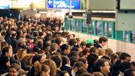 هفته متفاوت 44 امین اغعتراض جلیقه زردها در خیابان های فرانسه / بخش حمل و نقل فرانسه مختل شد