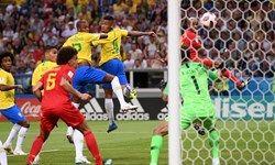 دومین گل به خودی تاریخ برزیل ثبت شد