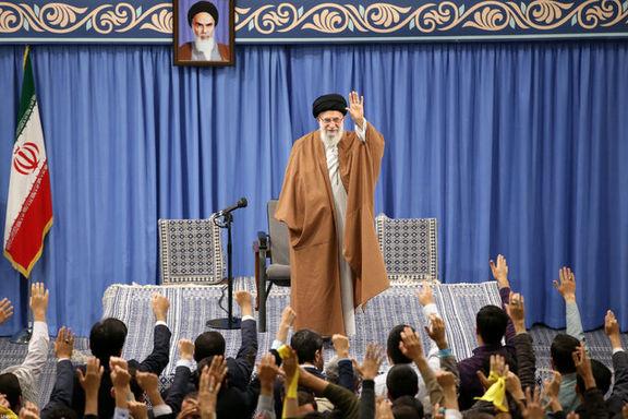 رهبر انقلاب: مذاکره ای میان تهران و آمریکا انجام نمی شود