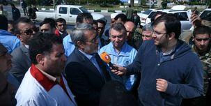 وزیر کشور: مردم کمبودی ندارند اما ناراحت هستند / در اسرع وقت خسارات را جبران میکنیم