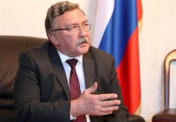 اولیانوف: هنوز مشکلات زیادی پیش رو است/موضوع لغو تحریمها مشخص نشده
