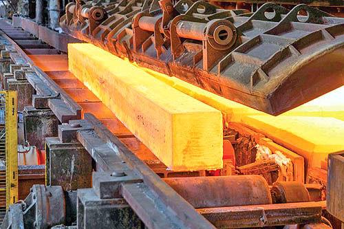 افزایش قیمت جهانی «بیلت» فولادی /  هر تن بیلت فولادی دریای سیاه به 577 دلار رسید