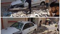 یک کشته و 4 مصدوم در نتیجه زلزله مسجد سلیمان