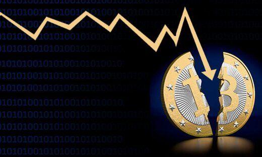 قیمت بیتکوین به زیر ۳۰ هزار دلار سقوط کرد