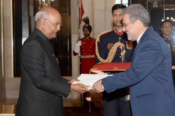 رییس جمهور هند: روابط با ایران باید به بیش از 13 میلیارد دلار فعلی برسد