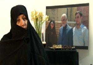 گفتگو با مادر  زهرا حسنی سعدی یکی از شهدای حادثه سقوط هواپیمای اواکراینی